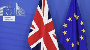 Brexit banderas (Fotos Comisión Europea)